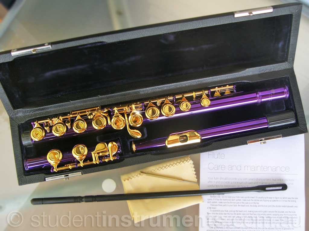 Used Yamaha Flutes For Sale